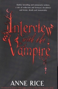 interview with the vampire anne rice - ISBN: 9780751541977