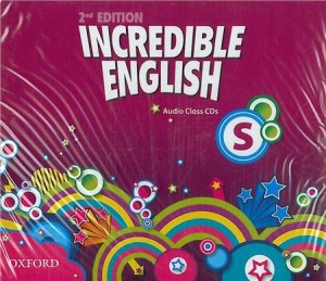 incredible english 2e starter class cd 3 - zestaw płyt audio - ISBN: 9780194442152