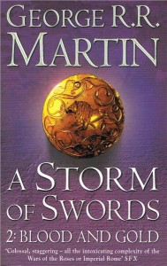 a storm of swords 2 blood and gold - ISBN: 9780007119554