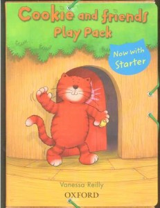 cookie and friends play pack new start  a b - ISBN: 9780194070256