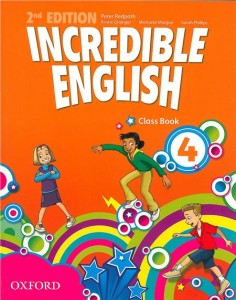 incredible english 2e 4 class book - ISBN: 9780194442312