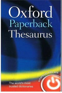 oxford thesaurus pb 2012 - ISBN: 9780199640959