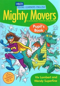 delta young learners english mighty movers pupils book - ISBNx: 9781905085057