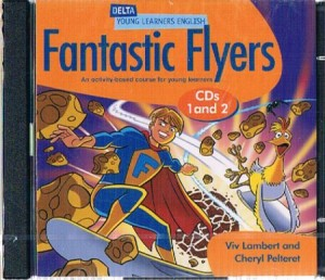 fantastic flyers audio cds 2  an activity-based course for young learners - ISBN: 9781905085125