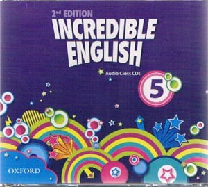 incredible english 2e 5 class cd 4 - ISBN: 9780194442244