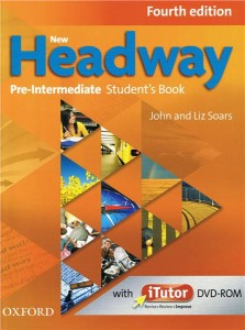 headway 4e pre-intermediate students book with itutor dvd-rom - ISBN: 9780194769662