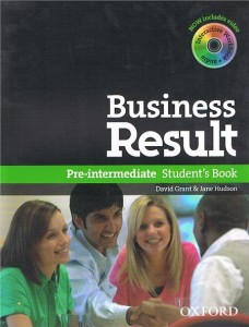 business result pre-intermediate students book with dvd-rom pack - ISBN: 9780194739382