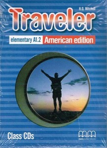 american traveler cl cd elementary a1 2 - ISBN: 9789604439591