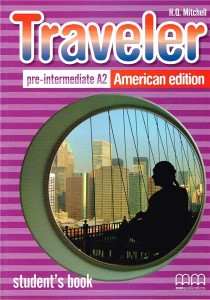american traveler students book pre-intermediate - ISBN: 9789604439645