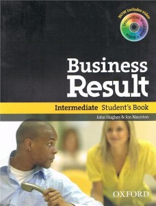 business result intermediate students book with dvd-rom pack - ISBN: 9780194739399