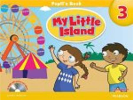 My Little Island 3 Pupile Book