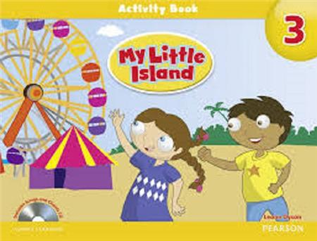 My Little Island 3 Activity Book