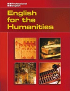 professional english english for the humanities cd audio - ISBNx: 9781413020908