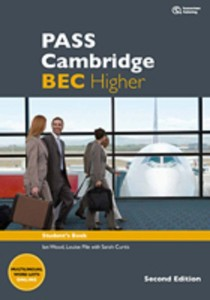 pass cambridge bec higher students book second edition - ISBN: 9781133313229
