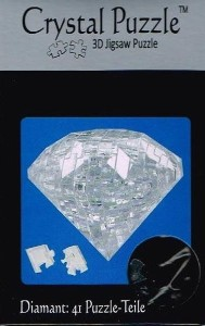 crystal puzzle diament - ISBN: 4018928030067