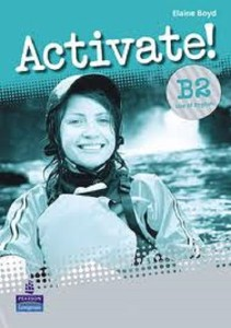 activate b2 use of english and vocabulary book - ISBN: 9781408239131