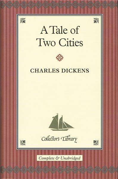 the dynamic characters in a tale of two cities by charles dickens