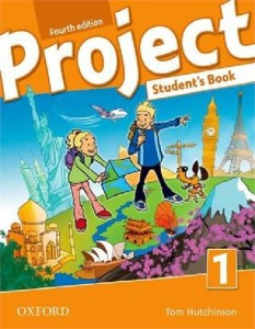 project fourth edition 1 students book - ISBN: 9780194764551
