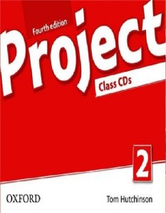 project fourth edition 2 class cd 3 - ISBN: 9780194765916