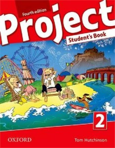project fourth edition 2 students book - ISBN: 9780194764568