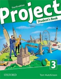 project fourth edition 3 students book - ISBN: 9780194764575