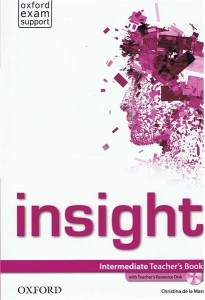 insight intermediate teacher's book with teacher's resource disc wersja polska - ISBN: 9780194010788