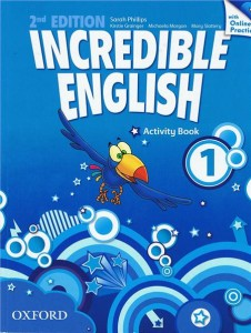incredible english 2e 1 activity book with online practice - ISBN: 9780194442855
