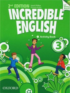 incredible english 2e 3 activity book with online practice - ISBN: 9780194442879
