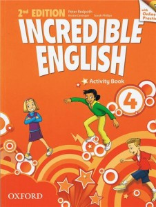 incredible english 2e 4 ab with online practice - ISBN: 9780194442886