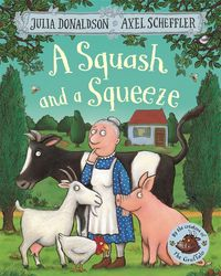 a squash and a squeeze - ISBN: 9781509804788