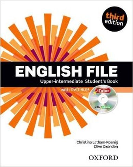 English File Third Edition Upper-Intermediate Student's book  Pack with iTutor