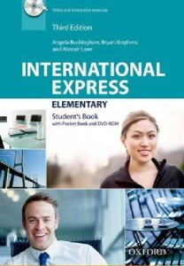 international express third edition elementary students book pack dvd-rom - ISBN: 9780194597746