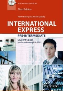 international express third edition pre-intermediate students book pack dvd-rom - ISBN: 9780194597852