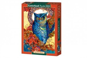 puzzle 1500 elementów copy of hoot - ISBN: 5904438151110