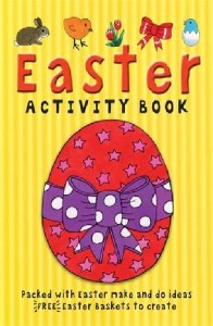easter activity book - ISBN: 9781874735465