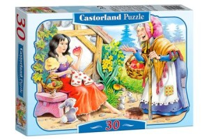 puzzle 30 el snow white b-03211 - ISBN: 5904438003211