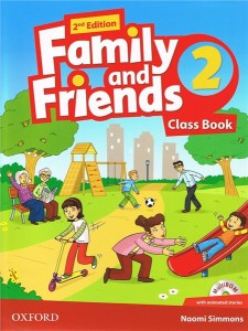 family and friends 2 edycja 2 class book and multirom pack - ISBN: 9780194808309