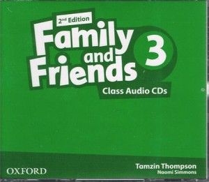 family and friends 2 edycja 3 class audio cd 2 - ISBN: 9780194808248