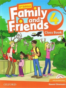 family and friends 2 edycja 4 class book and multirom pack - ISBN: 9780194808323