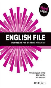 english file third edition intermediate plus workbook without key - ISBN: 9780194558105