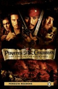 peanguin readers level 2 pirates of the caribbean the curse of the black pearl - ISBNx: 9781408289471