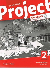 project fourth edition 2 workbook with audio cd and online practice - ISBN: 9780194762908