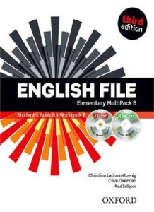 english file third edition elementary multipack b with itutor and ichecker - ISBN: 9780194598675