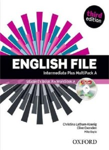 english file third edition intermediate plus multipack a with itutor and ichecker - ISBN: 9780194501354