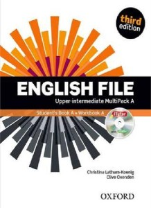 english file third edition upper intermediate multipack a with itutor and ichecker - ISBN: 9780194558624