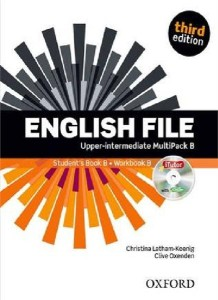 english file third edition upper intermediate multipack b with itutor and ichecker - ISBN: 9780194558631