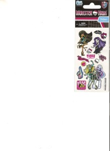 naklejki monster high silver 66 x 126 s-boo - ISBN: 5000001015237