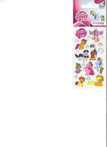 naklejki my little pony silver 66 x 180 s-boo - ISBN: 5907604603413
