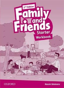 family and friends 2 edycja starter workbook - ISBN: 9780194808019