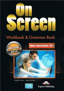 on screen b2  matura workbook  grammar book - ISBN: 9781471521645